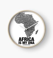 Africa is my DNA Clock