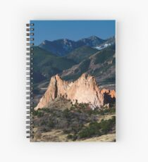 Garden of the Gods Kindergarten Rock Spiral Notebook