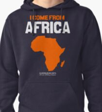 I come from Africa Pullover Hoodie