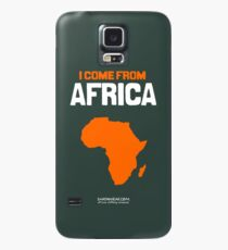 I come from Africa Case/Skin for Samsung Galaxy
