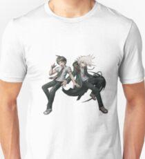 Hinata and Komaeda Unisex T-Shirt