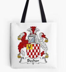 Becher or Beach Tote Bag
