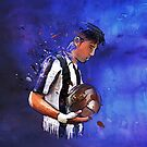 Classic Dybala by Mark White