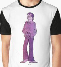 Two-Lane Blacktop: GTO Graphic T-Shirt
