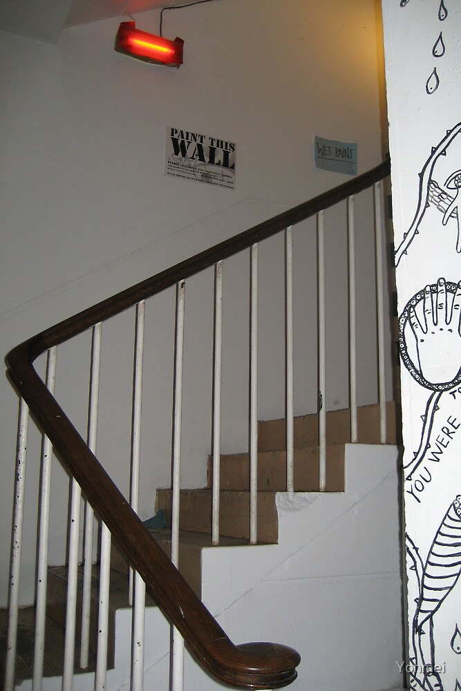 Paint This Wall by Yonmei