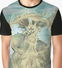 Mystical Fire Graphic T-Shirt