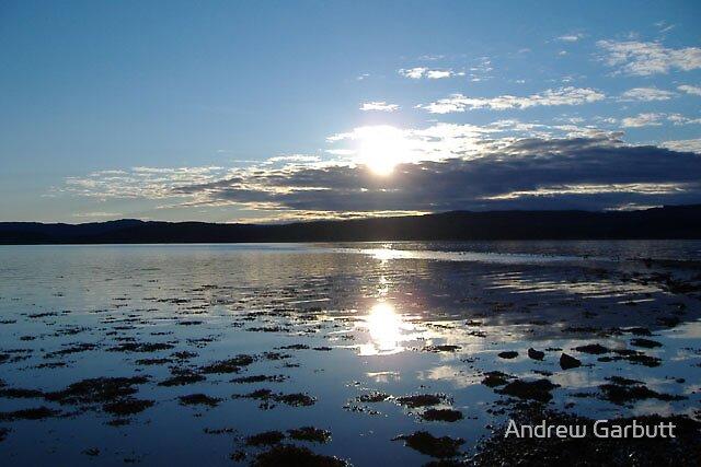 Loch Fyne Scotland by Andrew Garbutt