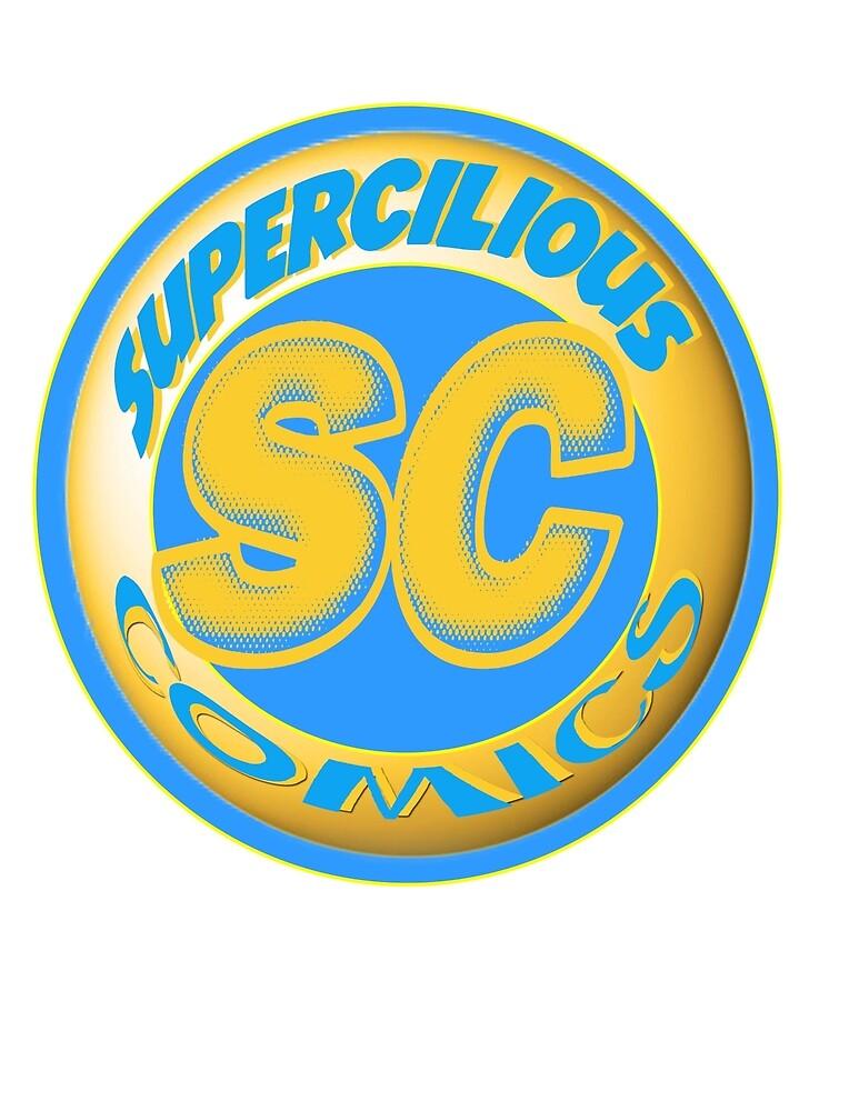Supercilious Comics Logo by Supercilious