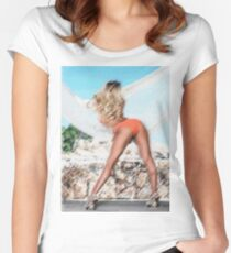 Hammock Women's Fitted Scoop T-Shirt