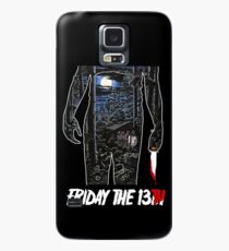 Friday the 13th Movie Poster Case/Skin for Samsung Galaxy