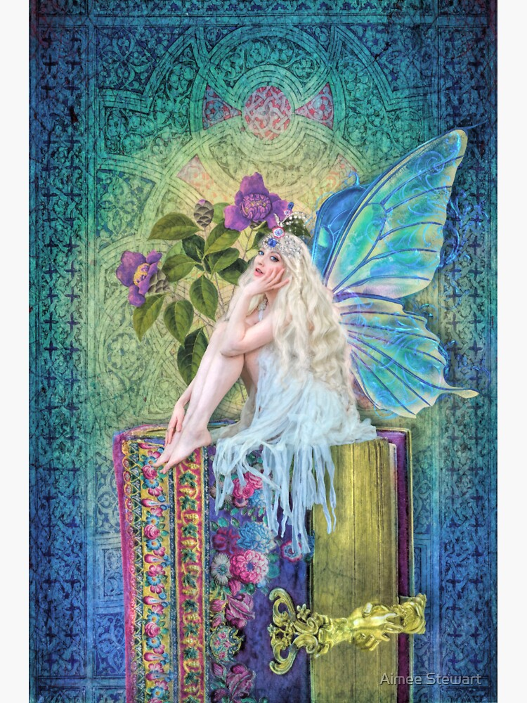The Little Book Faerie by Foxfires