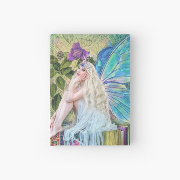 The Little Book Faerie Hardcover Journal