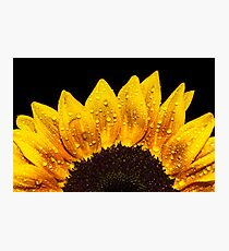 Happiness is Yellow Photographic Print