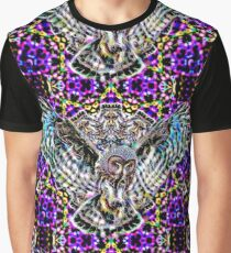 The Magic Owl Path Graphic T-Shirt