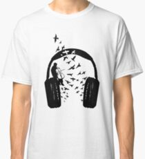 Headphone - Cello Classic T-Shirt