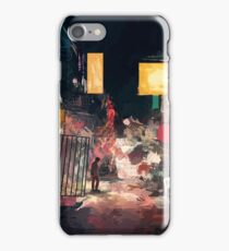 The Closing Hours iPhone Case/Skin