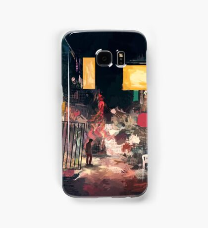 The Closing Hours Samsung Galaxy Case/Skin