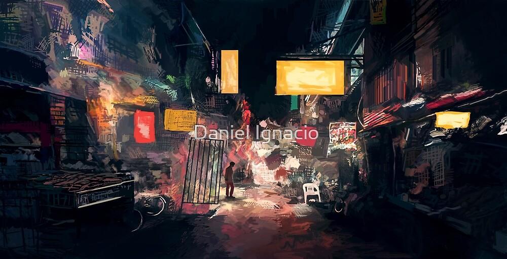 The Closing Hours by Daniel Ignacio