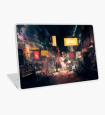 The Closing Hours Laptop Skin