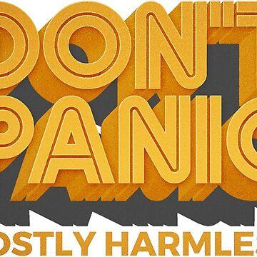 DON'T PANIC - Mostly Hamless by Malupali