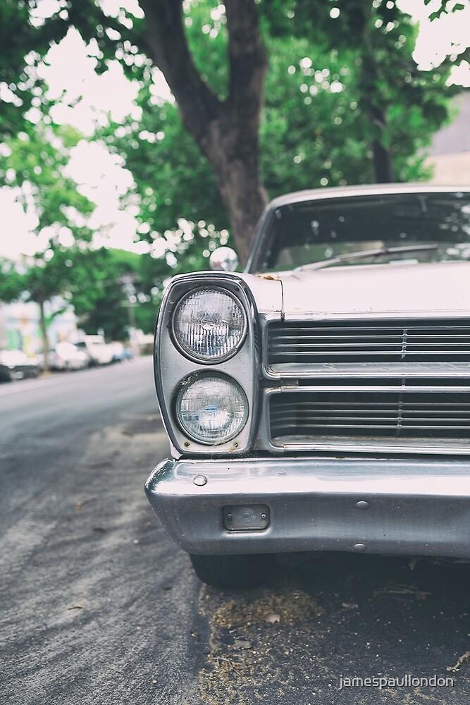 Ford Fairlane 500 headlight by jamespaullondon