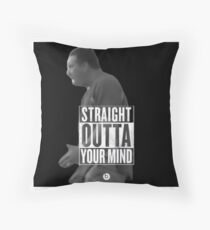 """H3H3 (H3H3 Productions) - VAPE NATION - """"STRAIGHT OUTTA YOUR MIND"""" Throw Pillow"""