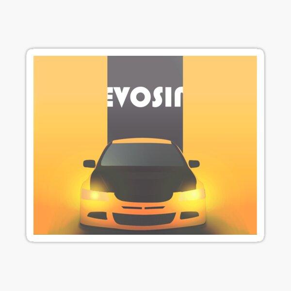 Evosin Sticker