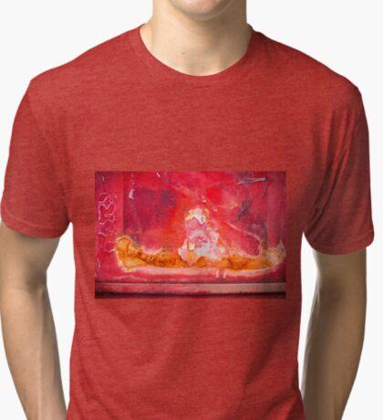 I dreamed of a Venetian gondola Tri-blend T-Shirt