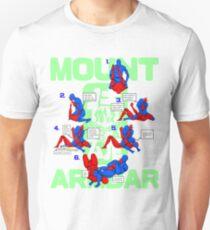 Mount Armbar BJJ T Shirt T-Shirt