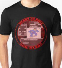Jiu Jitsu Gamer BJJ T Shirt Unisex T-Shirt