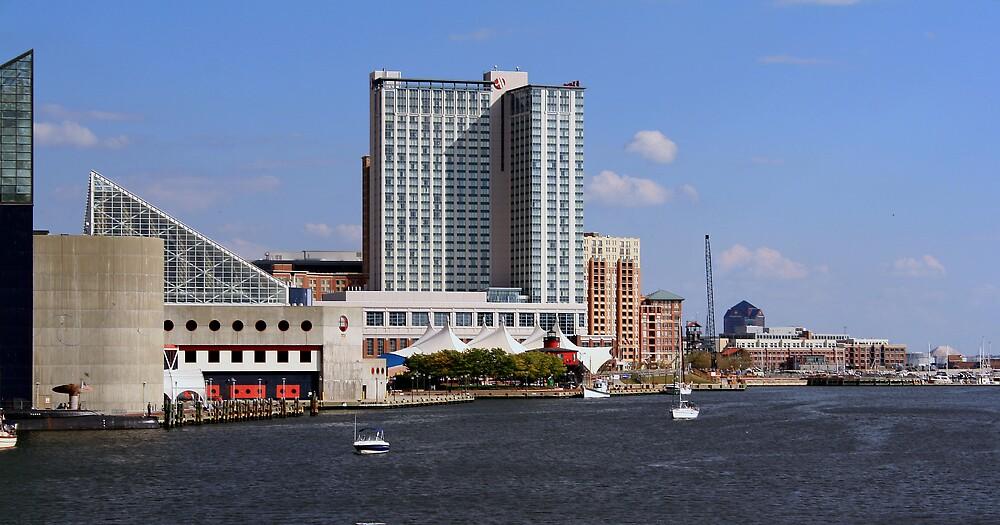 Baltimore Harbor by KEHarrison