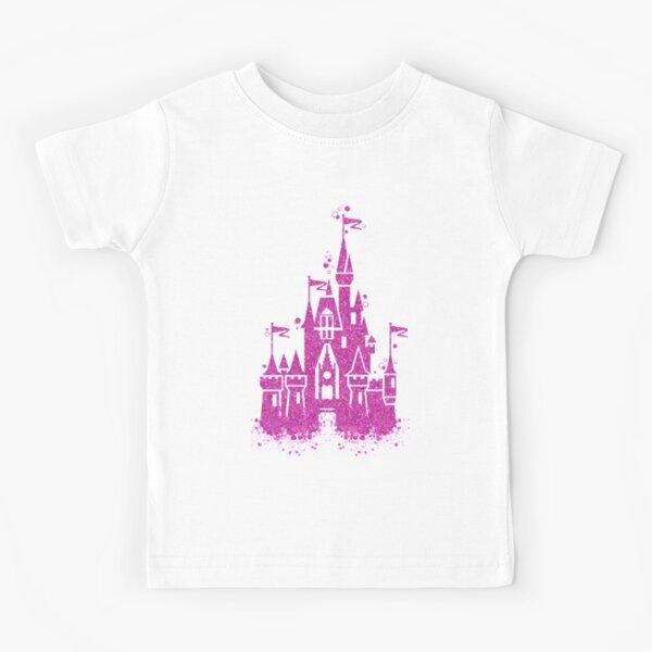 Princess Castle Kids T-Shirt