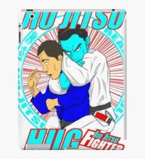 Jiu Jitsu Hug BJJ T Shirt iPad Case/Skin