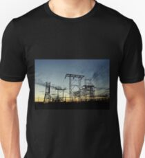 Little Big City Sihlouette Unisex T-Shirt