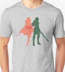 Fire Emblem Echoes - Shadows Of Valentia - Alm and Celica Unisex T-Shirt