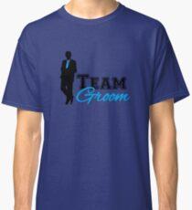 Team Groom Classic T-Shirt