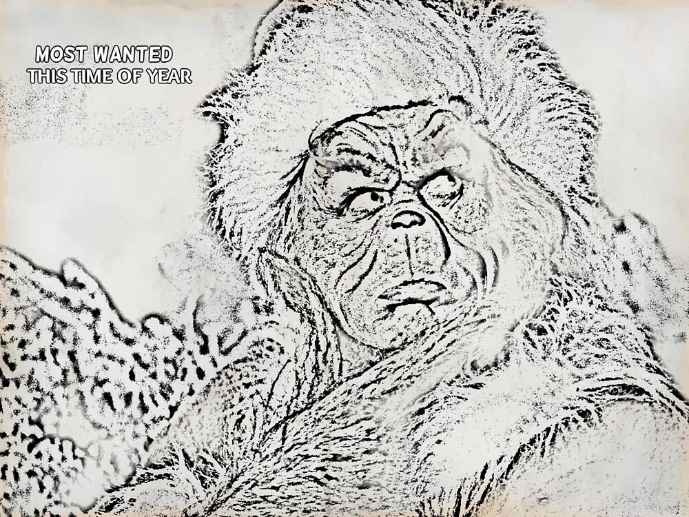 Grinch by OldDogJonDon