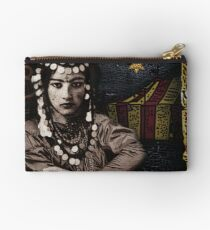 The Seer: from the Tarot of the Zirkus Mägi Studio Pouch