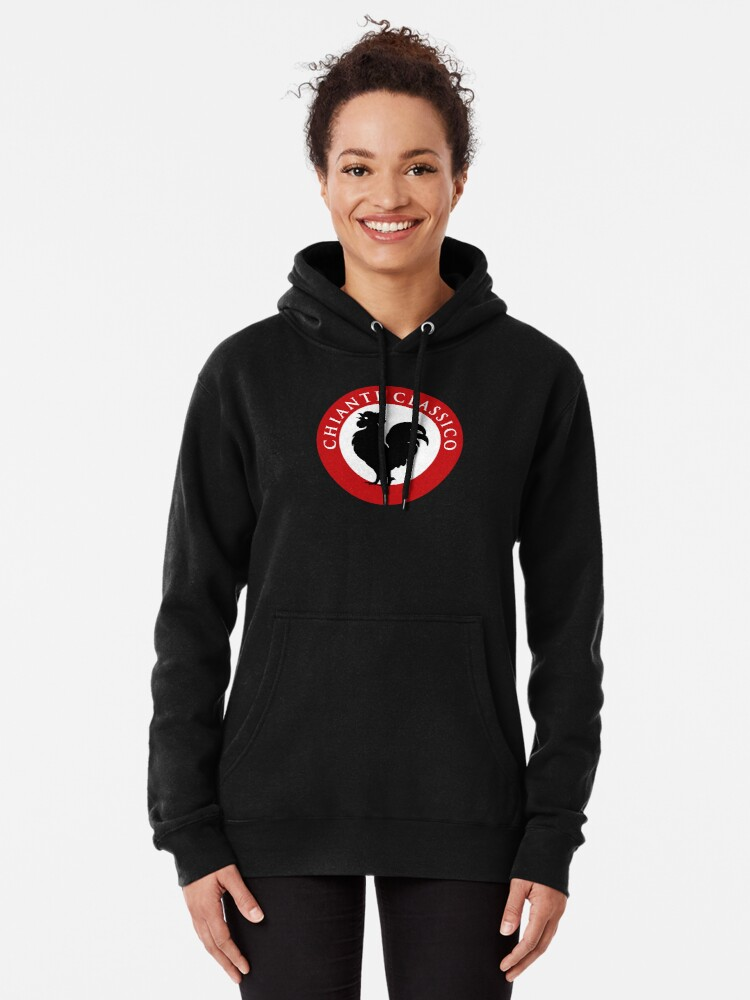 Alternate view of Black Rooster Chianti Classico Pullover Hoodie