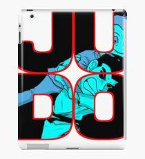 Judo T Shirt iPad Case/Skin