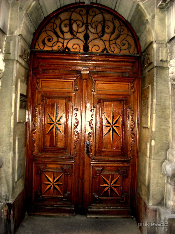 door by pinkjess22