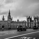 Houses of Parliament and Big Ben, England by Kelly McGill