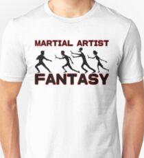 Martial Artist Fantasy Zombie horde Unisex T-Shirt