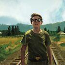 Train Dodge. Dig it by Joe Humphrey