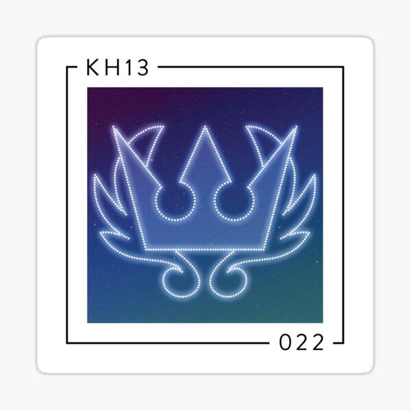 KH13 / 022 Sticker
