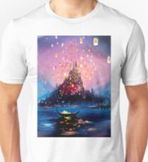 I see the lights.. Unisex T-Shirt