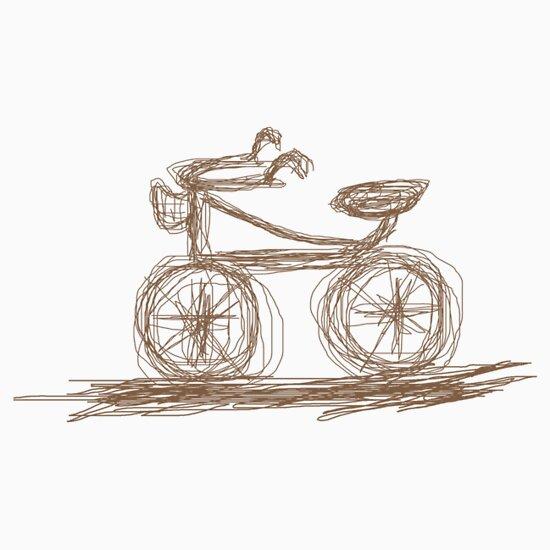 TShirtGifter presents: Retro Bike