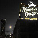 Made In Oregon by Dan Jesperson