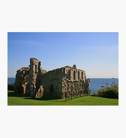 Sandsfoot Castle Photographic Print