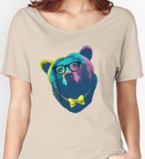 Pop Art I (Papa Bear) Women's Relaxed Fit T-Shirt